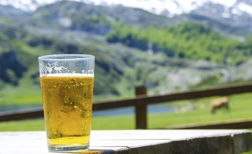 フラットビールはアルコール分を失いますか?