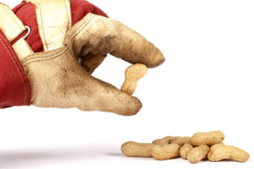 ピーナッツアレルギーで毎年何人の人が亡くなっていますか?
