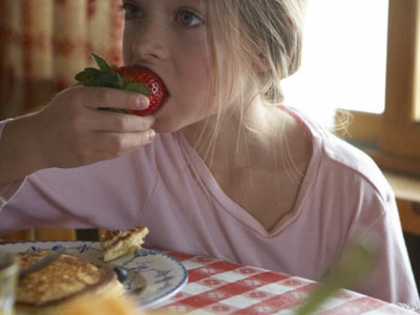 子供の脳に良い食べ物は何ですか?