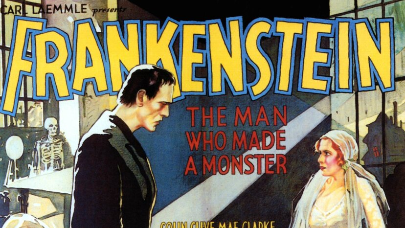 Frankenstein, medical ethics