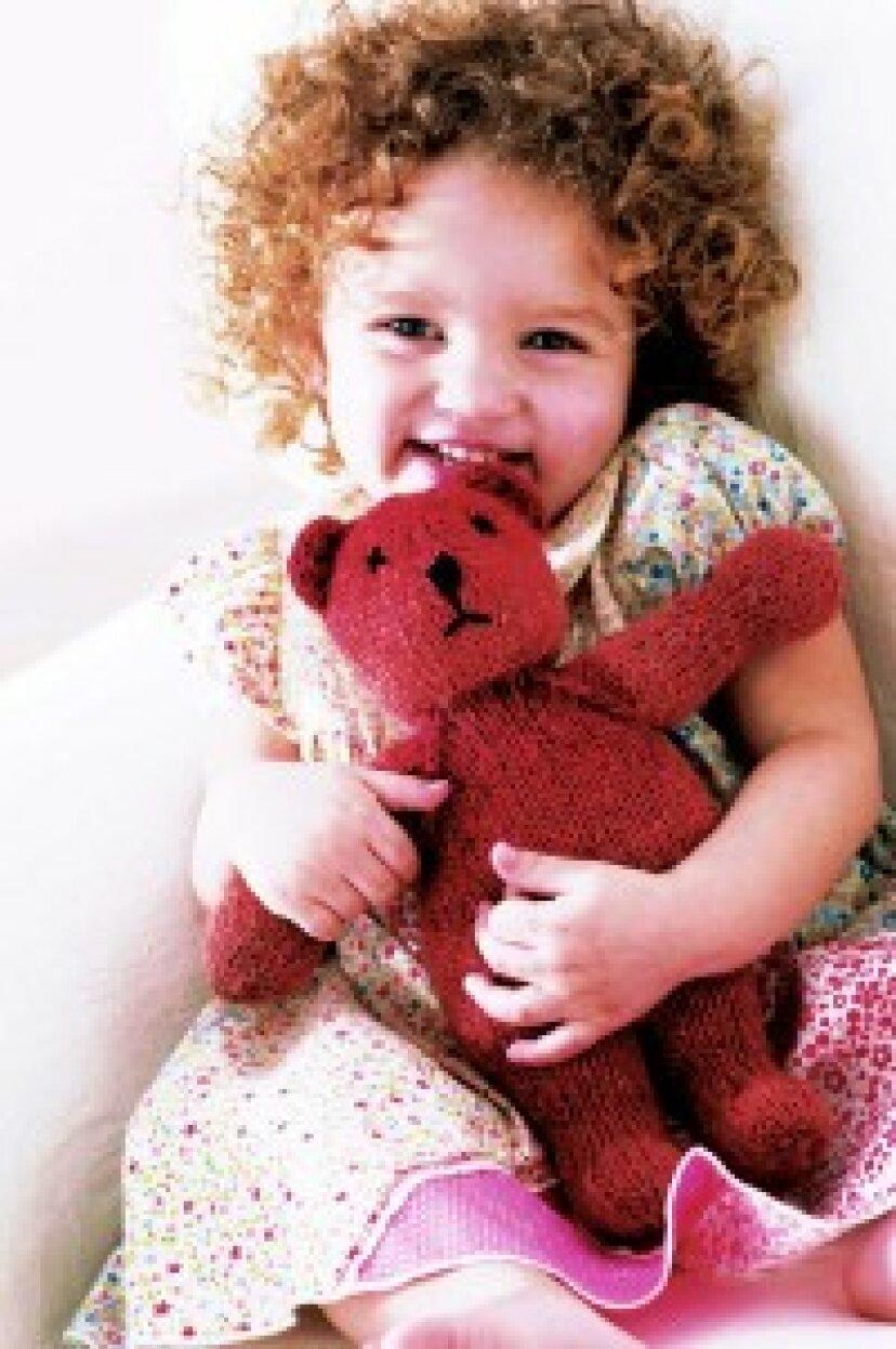 無料の赤ちゃんのおもちゃの編み物パターン