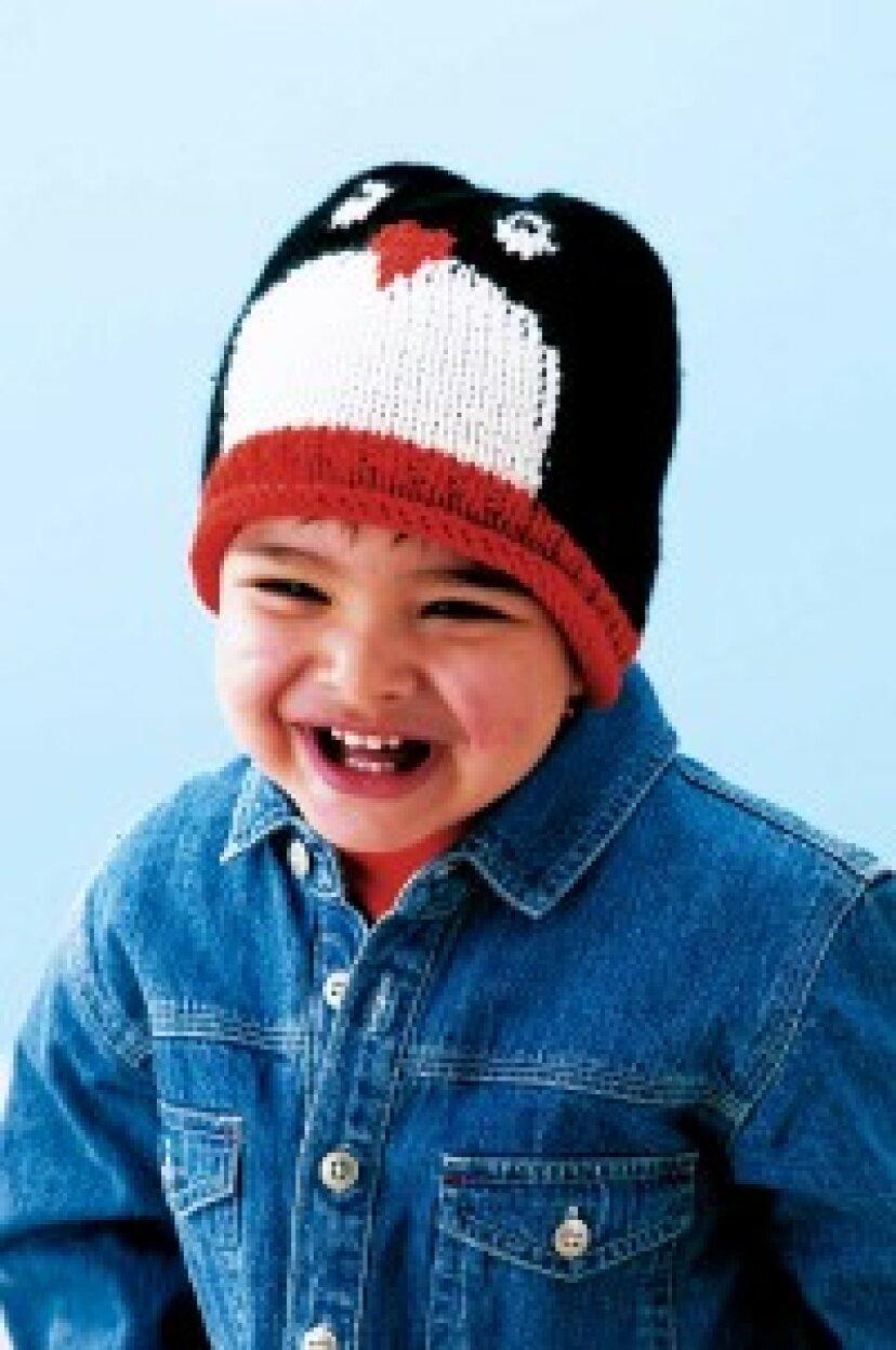 無料の帽子編みパターン