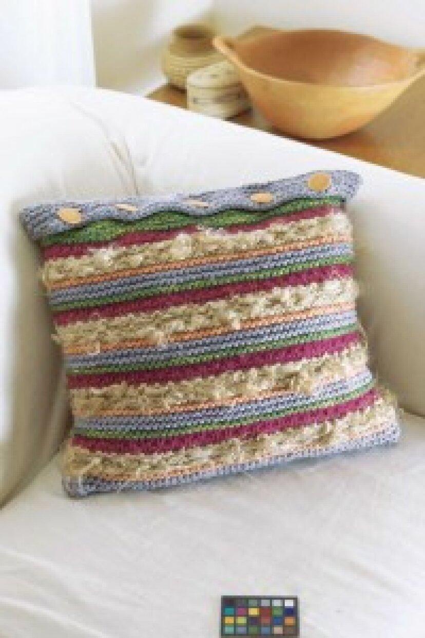 無料の枕編みパターン