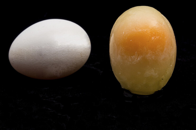 卵を凍らせて長持ちさせることはできますか?
