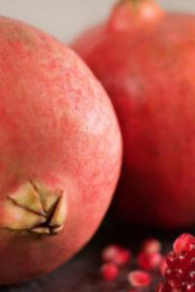 ザクロ:自然食品