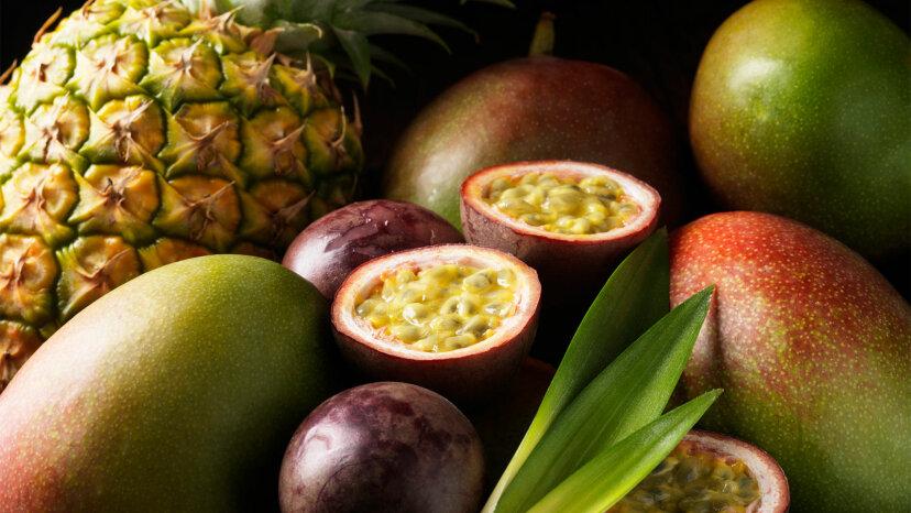6 frutas cargadas de azúcar