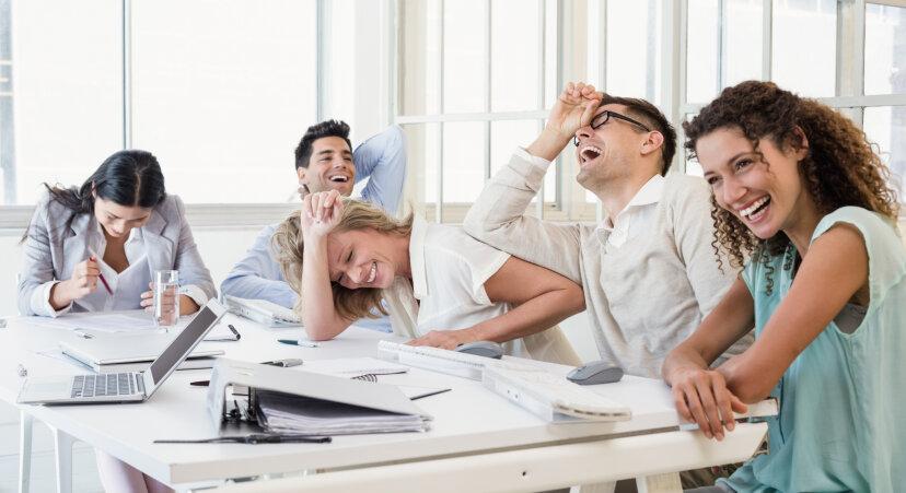 仕事を楽しんでいると見栄えが悪くなりますか?
