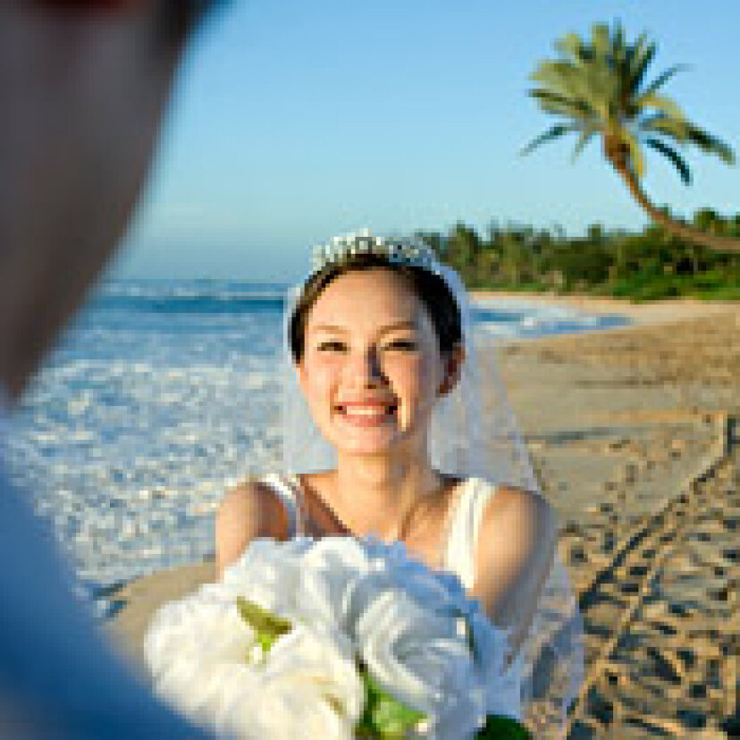 海外で結婚する