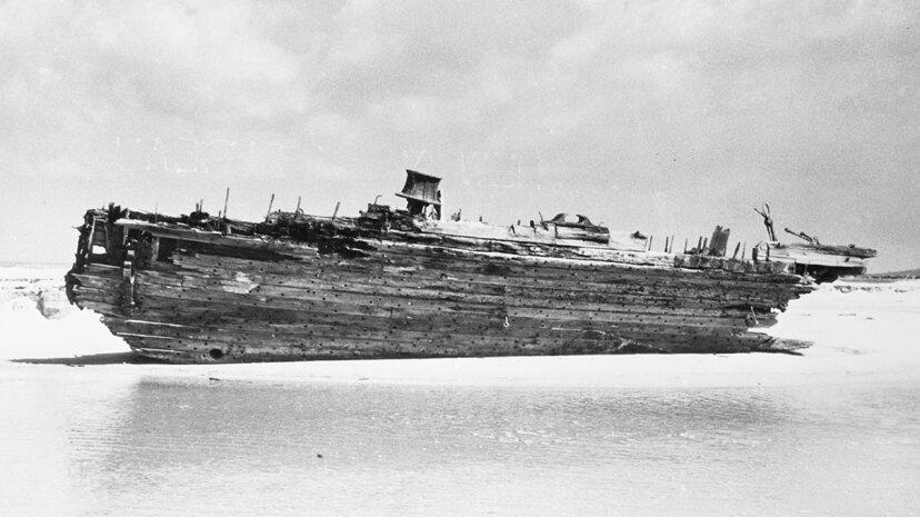 1884 wurde ein Schiff entdeckt, das völlig verlassen war… und die Besatzung wurde nie gefunden