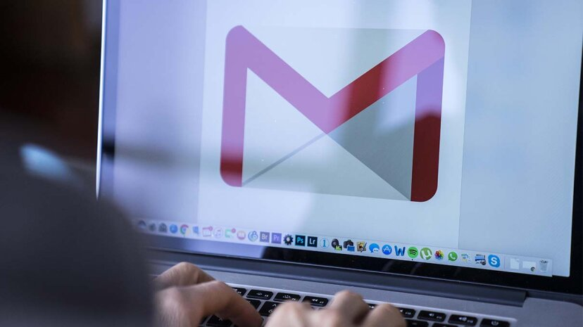 gmail, vanishing