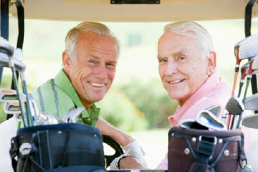 高齢者に最適なゴルフの練習は何ですか?