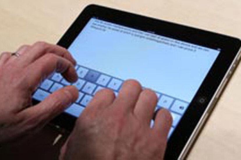 ゴリラガラスはiPadで使用されていますか?