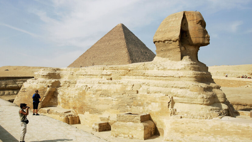 エイリアンの技術ではなく、傾斜路で建てられたエジプトのピラミッド