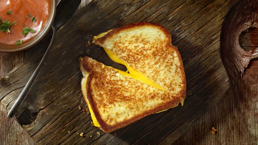グリルドチーズサンドイッチの歴史