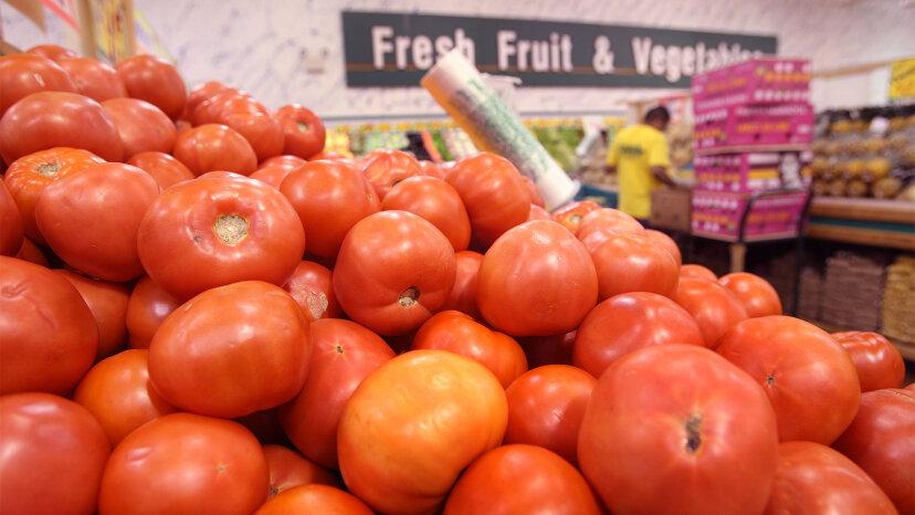 食料品店のトマトを修理するための探求