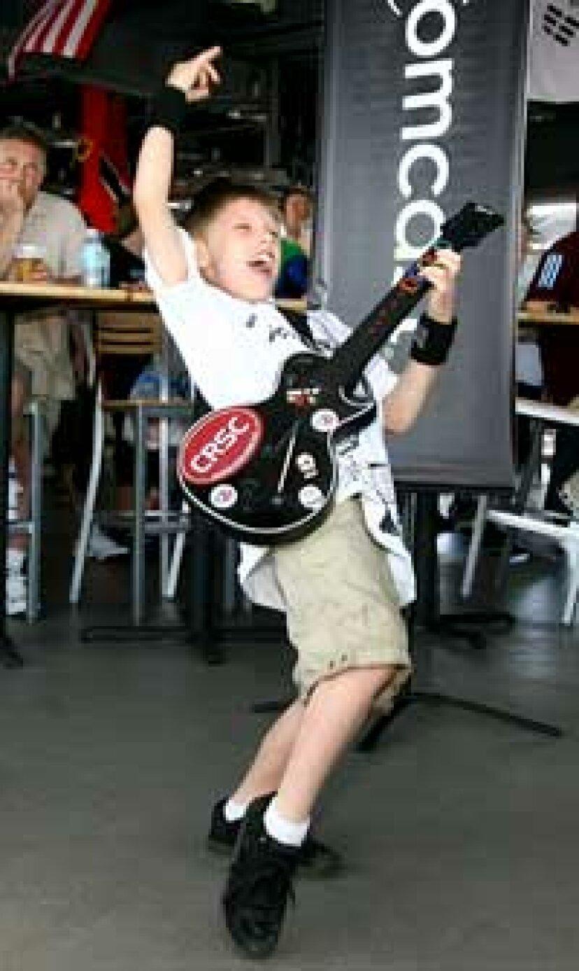 Guitar Heroは本当に私をより良いギタープレーヤーにするのでしょうか?