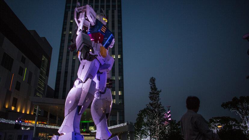 ¿Podríamos construir nuestros propios Gundams?