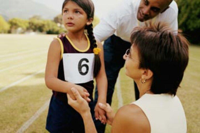 コーチング中に親を処理する方法