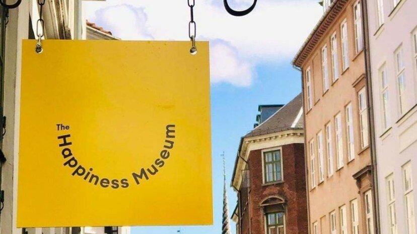 デンマーク人はとても幸せです、彼らは幸福博物館を開きました