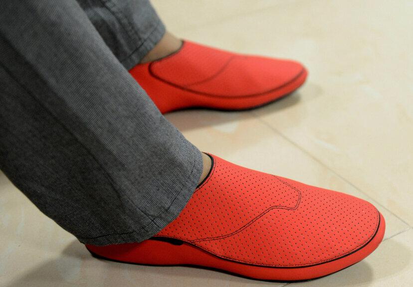 Introducción a cómo funciona el calzado háptico