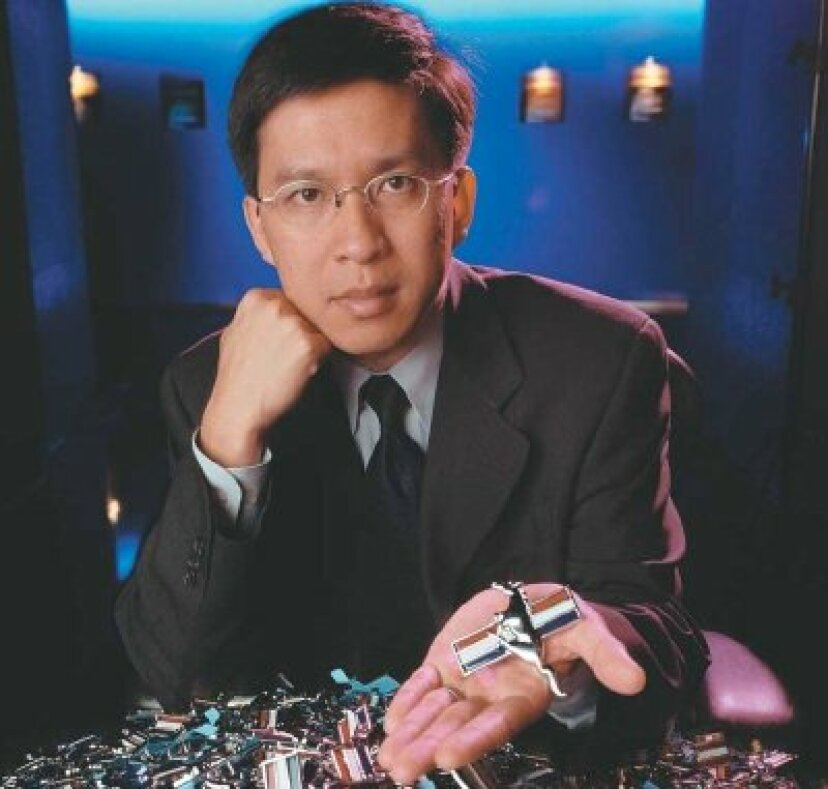 Hau Thai-Tang:2005マスタングチーフエンジニア