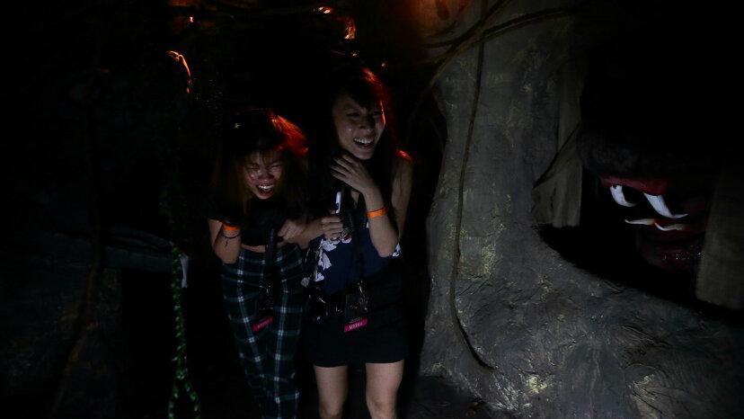 Universal Studios Singapore; Halloween Horror Nights