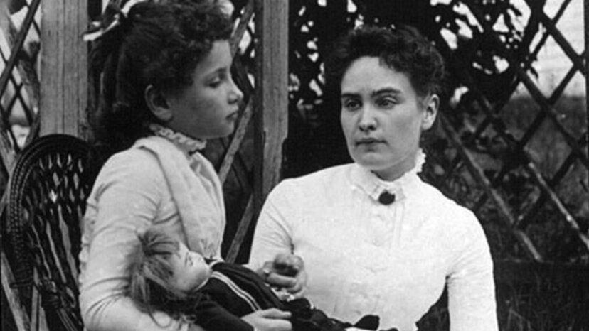 Taub, blind und entschlossen: Wie Helen Keller das Kommunizieren lernte