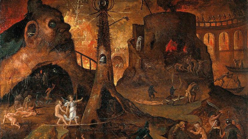 Una breve historia del infierno