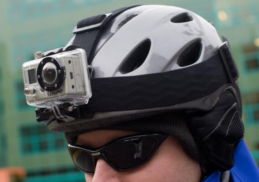 ヘルメットカメラのしくみ