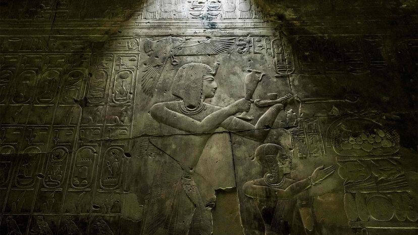 Descifrando la historia, los símbolos y los sonidos de los jeroglíficos egipcios