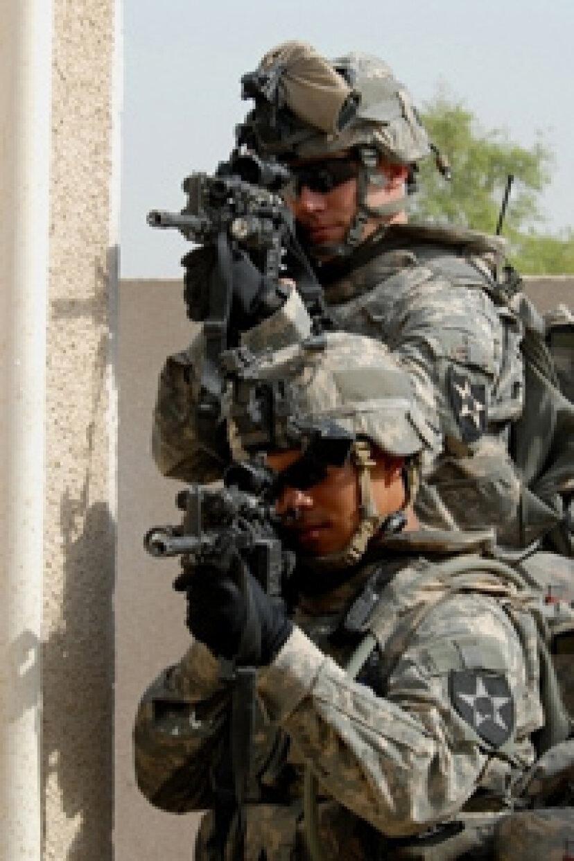 ハイテク軍事機器は、戦闘中の兵士や民間人の安全性を向上させることができますか?