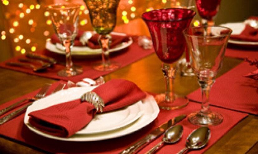 町での5つの贅沢な休日の食事