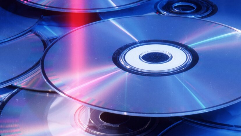 compact disc cd