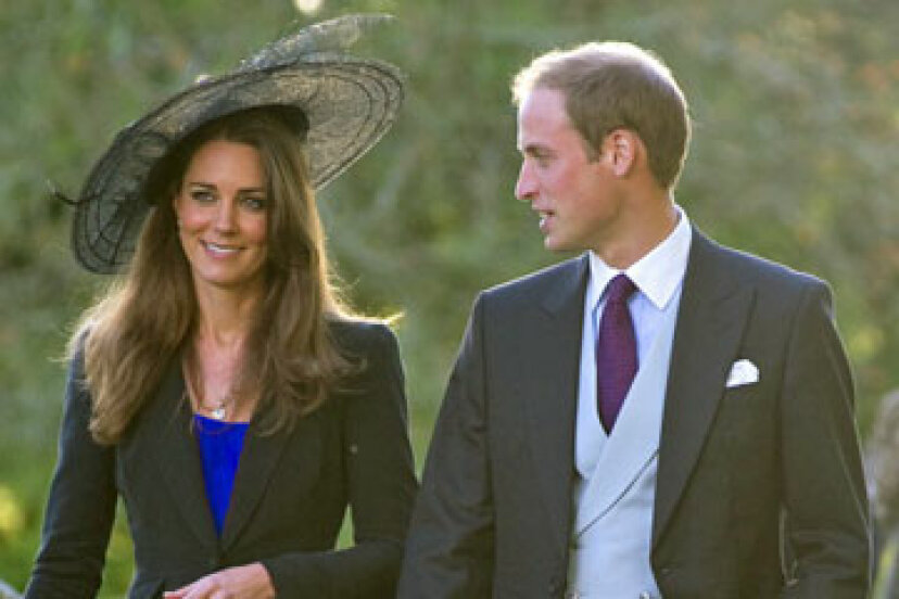 ケイトミドルトンはどのようにしてウィリアム王子と出会ったのですか?