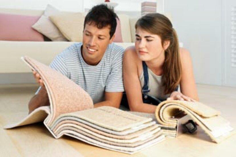 適切なカーペット繊維を選択する方法