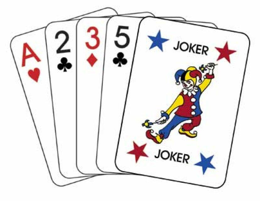 ドローポーカーの遊び方