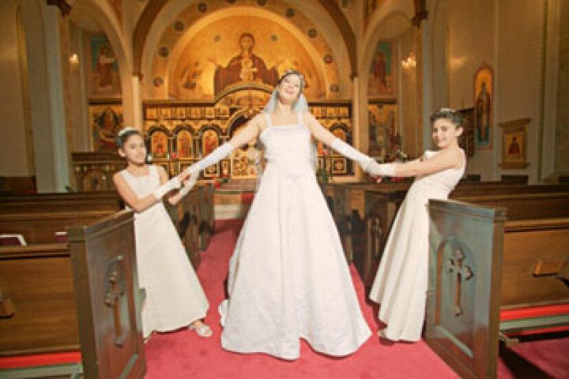 花嫁介添人になるには若すぎるのはどれくらいですか?
