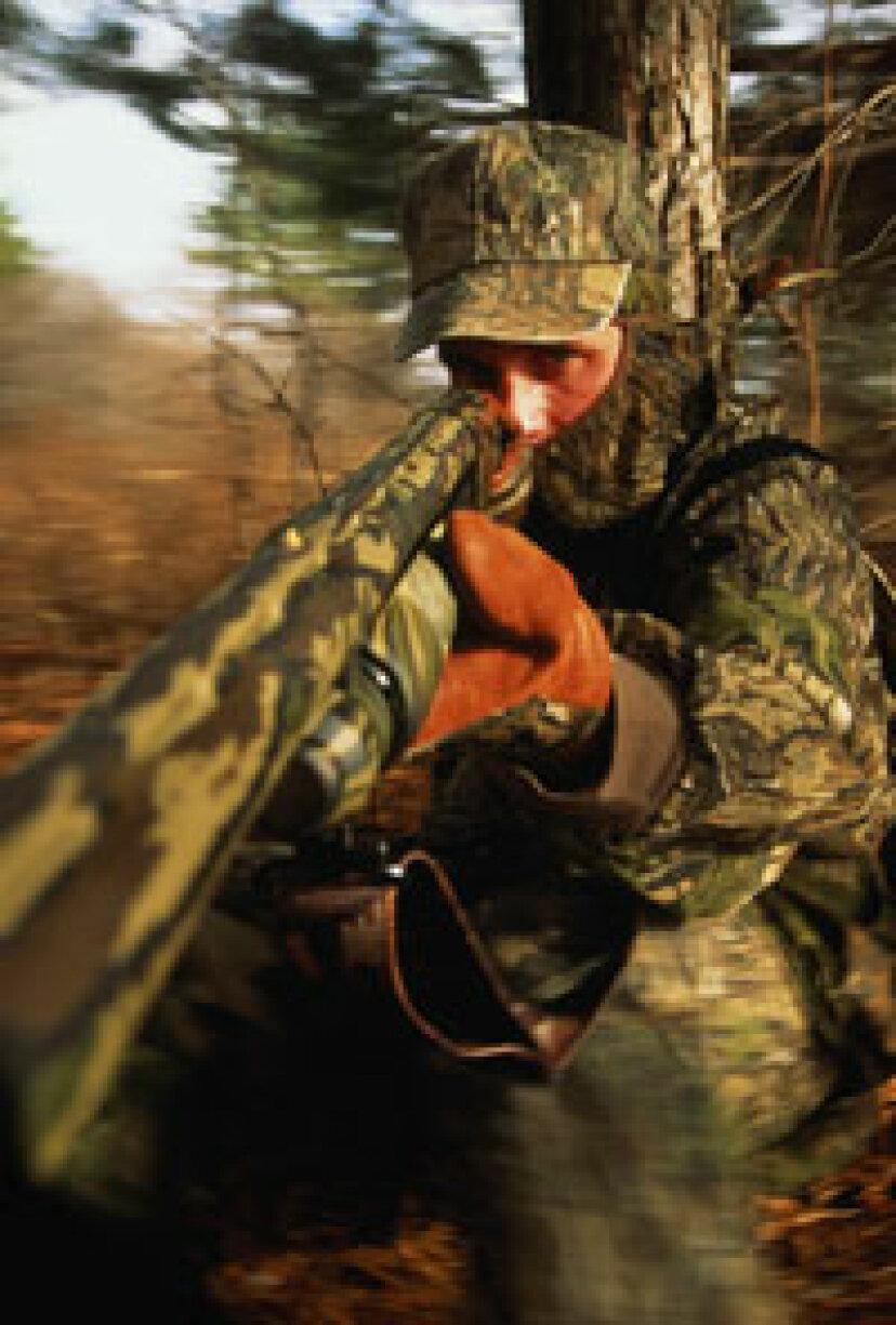 ナイフハンティングは最も公正な狩猟方法ですか?