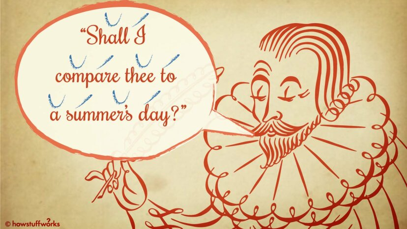 シェイクスピアは弱強五歩格で書いた。しかし、それは何ですか?
