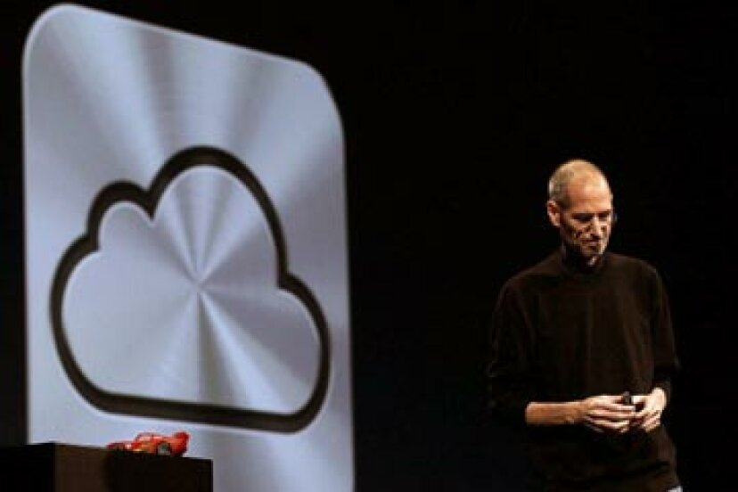 Apple iCloudの仕組み