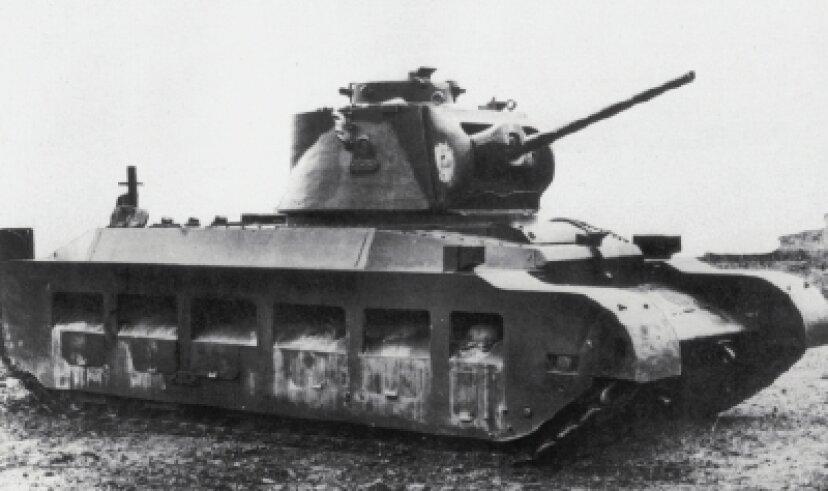 歩兵戦車マークIIA-12