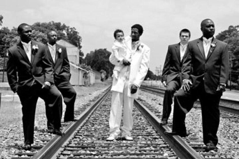 あなたはあなたの結婚式のために赤外線写真を使うべきですか?