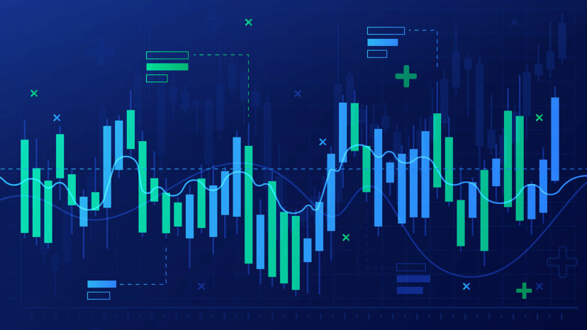 Stock Market Candlestick Financial Analysis Abstract