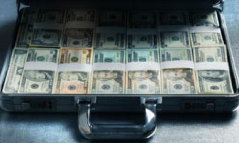 お金の詐欺の写真