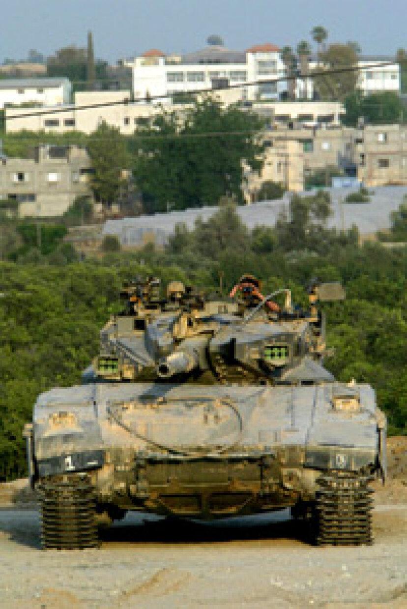 陸軍は目に見えない戦車をテストしていますか?