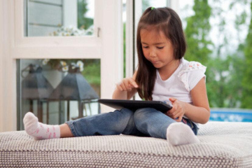 子供たちは学校でiPadをどのように使用していますか?