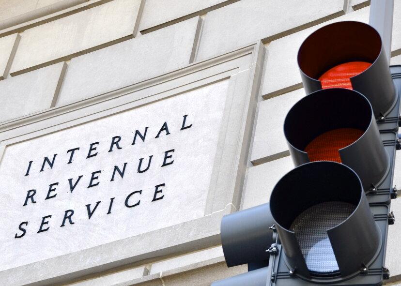 IRS納税申告書の仕組み