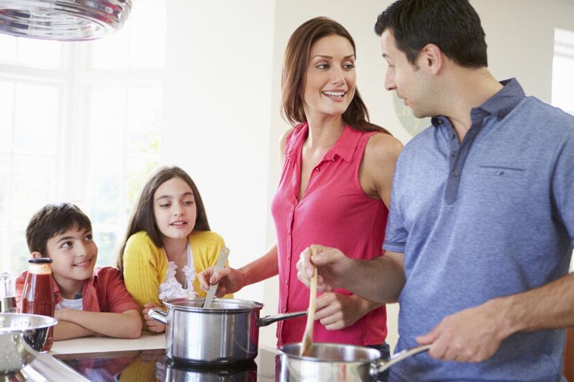 子供が作ることができる5つのイタリア料理