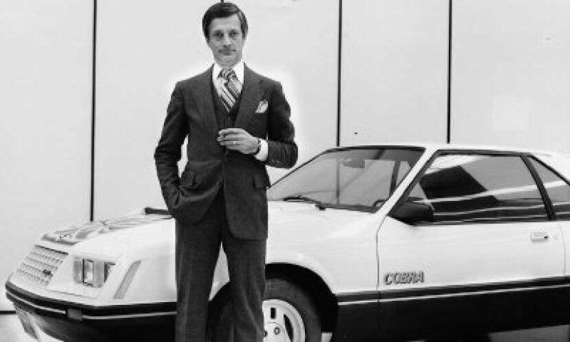 ジャックテルナック:1979年のフォードマスタングのチーフデザイナー