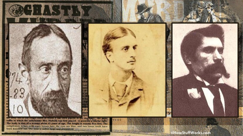 Jack the Ripper suspects